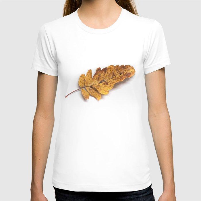 The Autumn Leaf 3 T-shirt