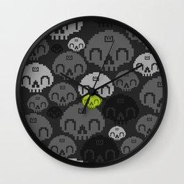 Urban Camo Wall Clock