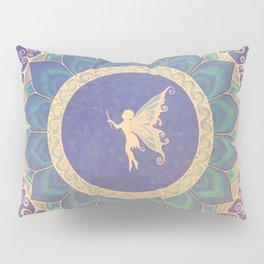 Fairy Garden Amber  Pillow Sham
