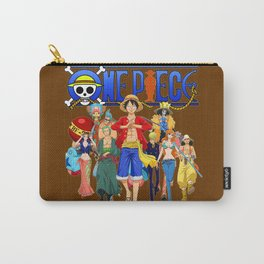STRAW HAT PIRATES Carry-All Pouch