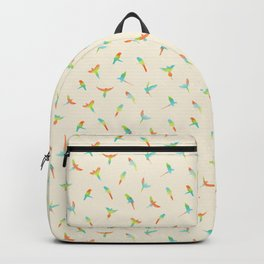 Parrots ! Papagei ! Backpack