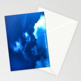 Nuvens de Verão - Foto de José Santhiago - Natal - Brasil Stationery Cards