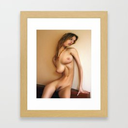 very pure Framed Art Print