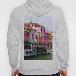 Burano, Venetian Island Hoody