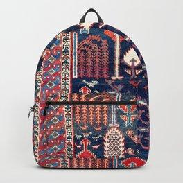 Luri Bakhtiari West Central Persian Rug Print Backpack