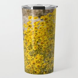 Super Bloom 7300 Paradise Joshua Tree - California Summer Road Trip Holiday Vacation Travel Travel Mug