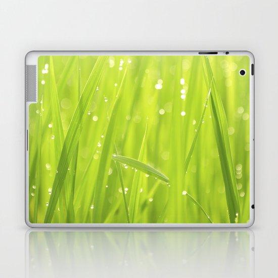 Morning Dew Laptop & iPad Skin
