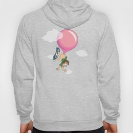 Don't Swallow Your Bubble Gum Hoody