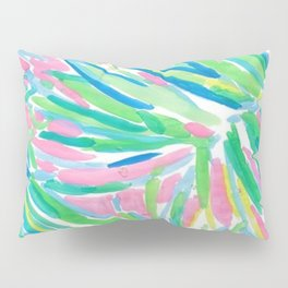 Lily inspired pastel Pillow Sham