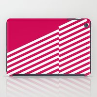 bands iPad Cases featuring Red Bands R. by blacknote