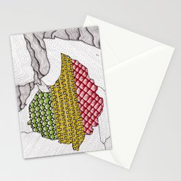 Patterns on Ethiopia Stationery Cards