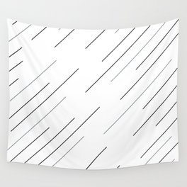 Clear start Wall Tapestry