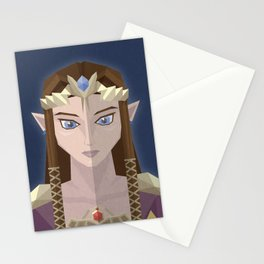The Princess of Hyrule Stationery Cards