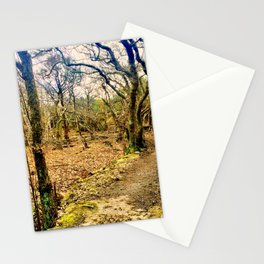 Second path Stationery Cards