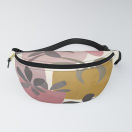 Succulents in Terracotta Fanny Pack