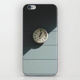 the watch watch iPhone Skin