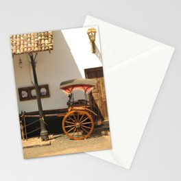 Sri Lanka, Galle - Old Rickshaw Stationery Cards