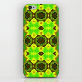 Brightly So Devils Pattern 5 iPhone Skin