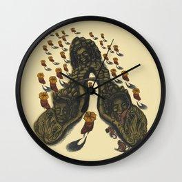 Cambodia on my mind Wall Clock