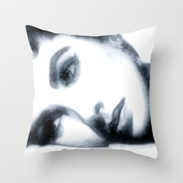 Elizabeth Taylor  2 Throw Pillow