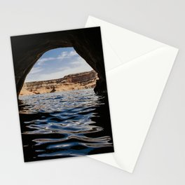 Cave Exploration Stationery Cards