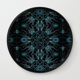 Radiance Of Thought Wall Clock