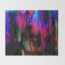 Acid Throw Blanket