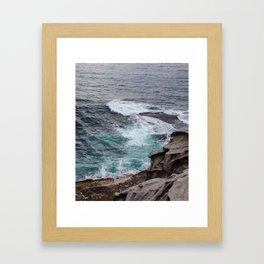 Byron Bay Framed Art Print