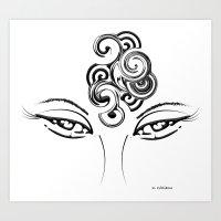 Gateway to the Soul Art Print
