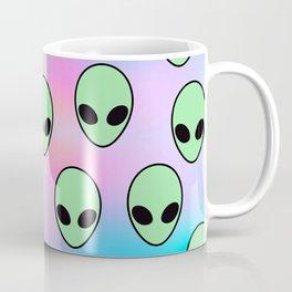 Aliens Coffee Mug