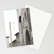 What These Walls Have Seen - Tuscany Stationery Cards