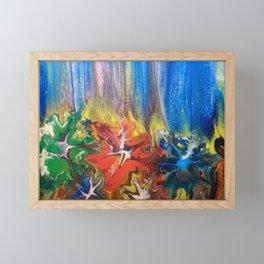 Pixie Dust Forest Framed Mini Art Print