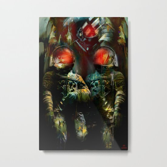 The guardians of the galaxy GN-z11 Metal Print