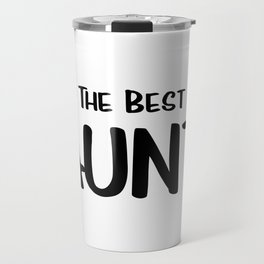 The Best Aunt Travel Mug