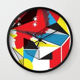 El Lobo. Wall Clock