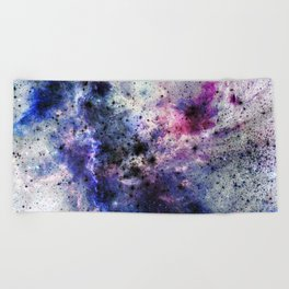 Everything is nothing 16 (therefore it was beautiful) Beach Towel