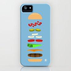 Chz Brgr Slim Case iPhone (5, 5s)
