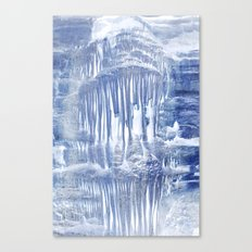 Ice Scape 1 Canvas Print