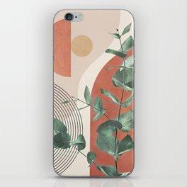 Nature Geometry IV iPhone Skin
