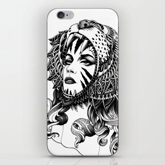 Tigress iPhone & iPod Skin