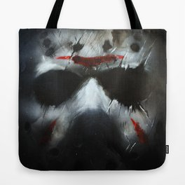 Jason - Friday the 13th Portrait  Tote Bag