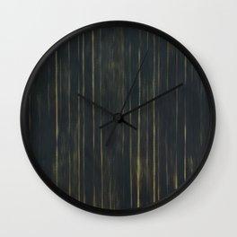 Abstract (Motion) Wall Clock