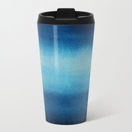 Indigo Ocean Dreams Metal Travel Mug