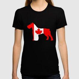 "Schnauzer ""Canada"" T-shirt"