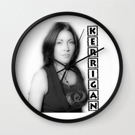 KERRIGAN Wall Clock
