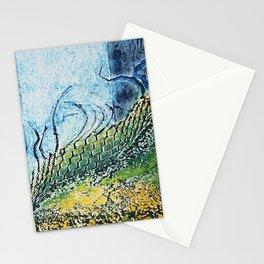 gravura colagraf landscape 01 Stationery Cards
