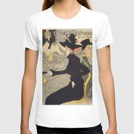 Henri Toulouse Lautrec / Divan Japonais T-shirt