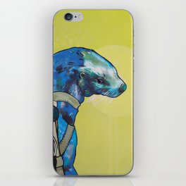 Wayward Otter iPhone Skin