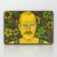 cook iPad Cases featuring Cook (green) by Lime