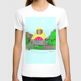 Cool Building T-shirt
